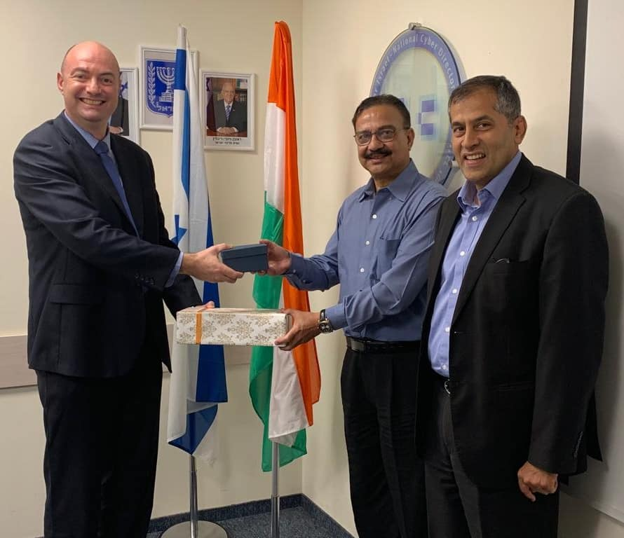 Welcome to Embassy of India, Tel Aviv, Israel