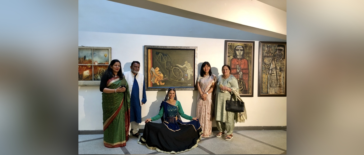 """Experiments with Truth"", Indian exhibition inspired by Mahatma Gandhi"