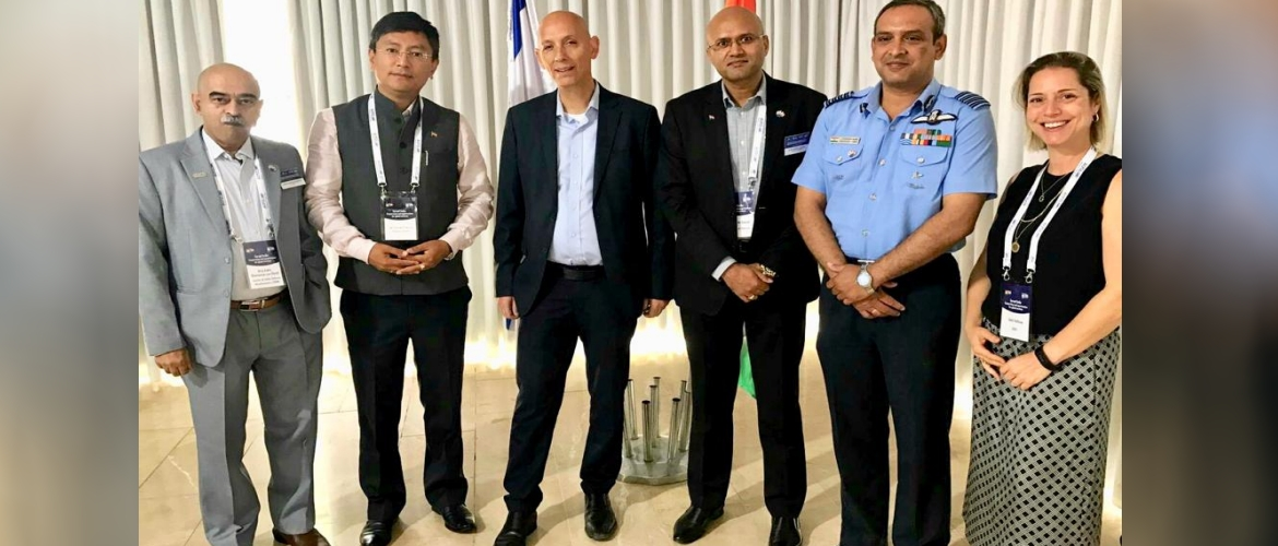 Defence Ministry and SIDM Visit to Israel ( 3-6 June 2019)